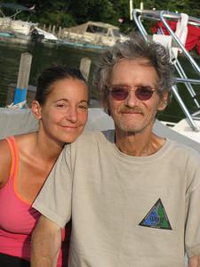 Janice Beetle and Ed Godleski