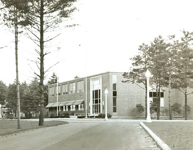 Parenzo Hall 1950s.