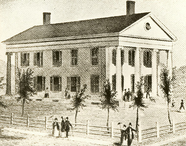 First Normal School, 1846