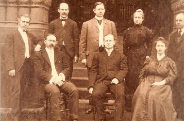 Faculty 1907.