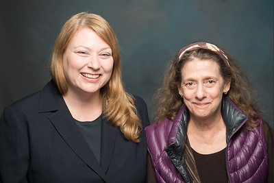 Westfield State University faculty members Tamara Smith and Karen Loeb