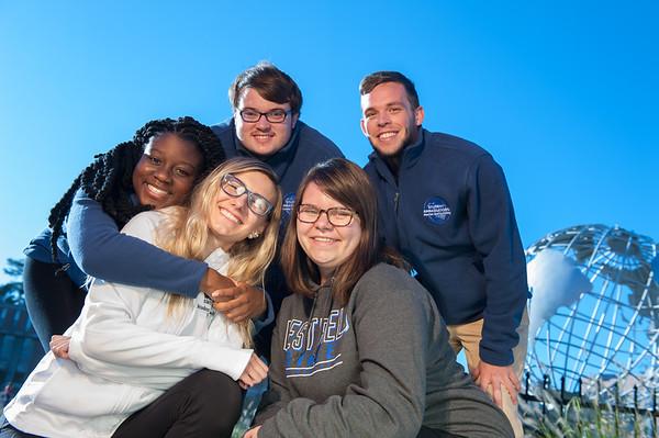 Student Ambassadors, 2017