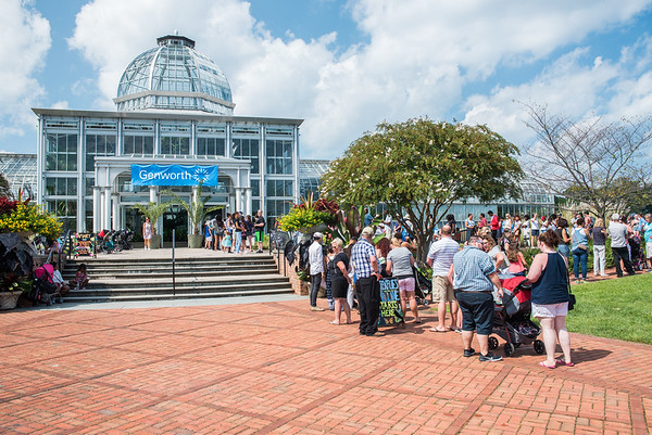 Lewis Ginter Community Day