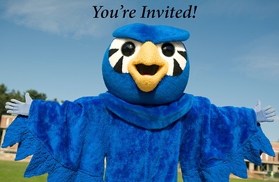 Nestor the Owl, Mascot of Westfield State University