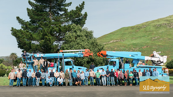 PG&E Group Portrait ~ Winter '16