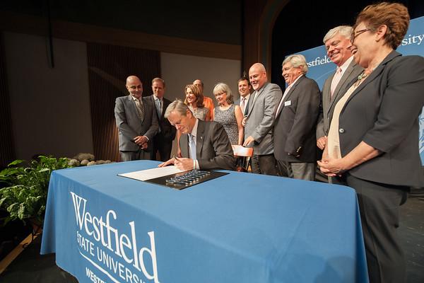 Governor Baker Bill Signing, July 2018