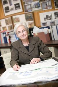 Ann Lentini, recipient of the Horace Mann Award for Public Service