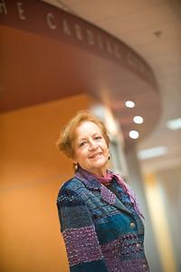 Deana Clark, recipient of the Horace Mann Award for Public Service.