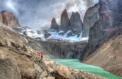 Incredible hiking