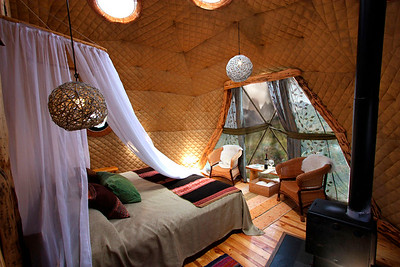Suite Dome - EcoCamp