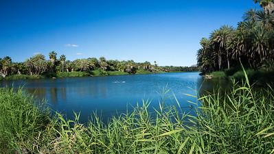 Mexico. San Ignacio. Image of lagoon.