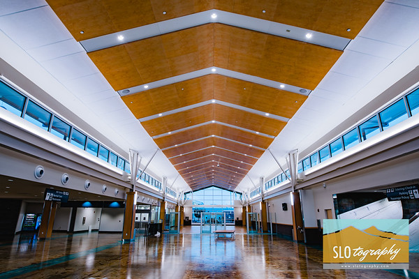 SLO Airport Terminal