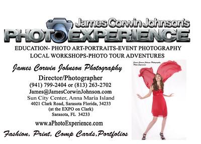 james fashion card