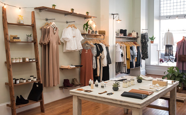 Mod & Soul clothing boutique in Richmond, VA