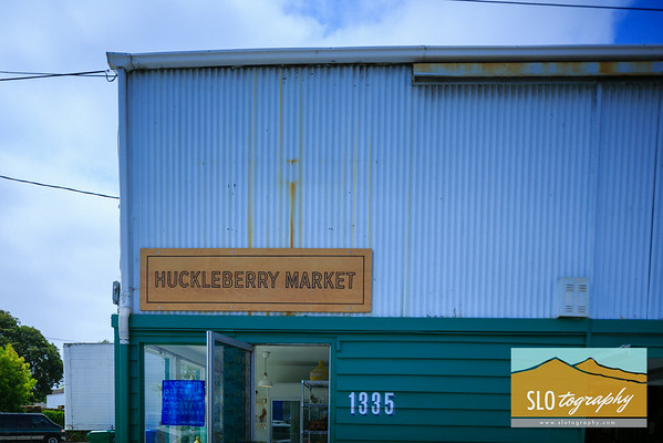 The Huckleberry Market SLO