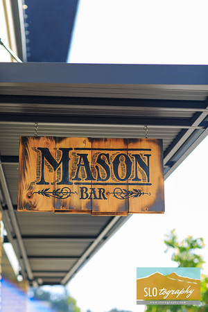 The Mason Bar ~ Arroyo Grande