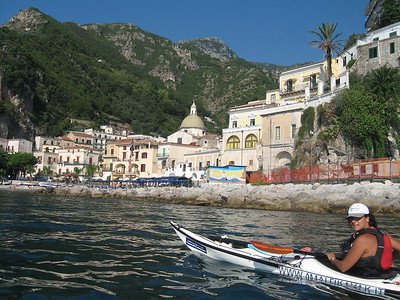 Italy Kayaking
