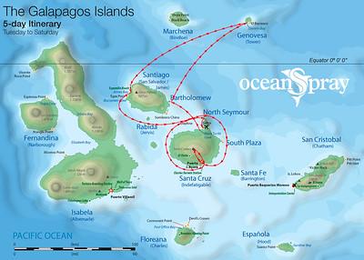 Ocean Spray - Haugan Cruises