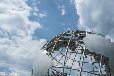 Westfielde State University Globe