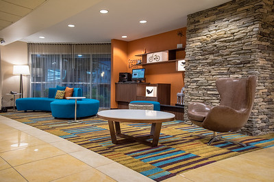 Marriott, Fairfield Inn and Suites Lobby