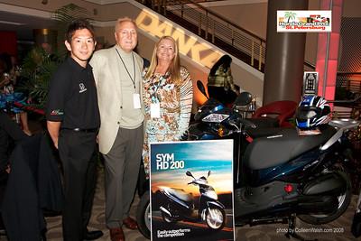 2008 St. Petersburg Honda Grand Prix, Indy Racing