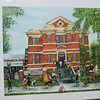 Strathcona Branch Library Painting