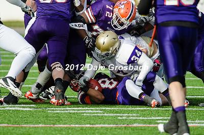 Image: 0474  November  24, 2012; Marshall MO; Bethel (TN) Wildcats vs. Missouri Valley (MO) Vikings.  Mandatory Credit: Dale Grosbach-Dale G Sports