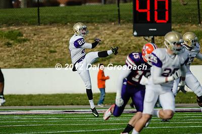Image: 0497  November  24, 2012; Marshall MO; Bethel (TN) Wildcats vs. Missouri Valley (MO) Vikings.  Mandatory Credit: Dale Grosbach-Dale G Sports