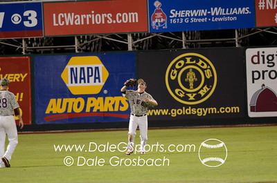 Image #1701   May 27, 2013; Harris Field Complex,Lewiston, ID; Lee (TN) Flames vs. Embry-Riddle (FL) Eagles.  Game 12, 57th Annual Avista NAIA Baseball World Series  Mandatory Credit: Dale Grosbach-Dale G Sports
