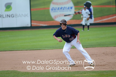 Image #0215   May 28, 2013; Harris Field Complex,Lewiston, ID; Lee (TN) Flames vs. Missouri Baptist Spartans.  Game 14, 57th Annual Avista NAIA Baseball World Series  Mandatory Credit: Dale Grosbach-Dale G Sports