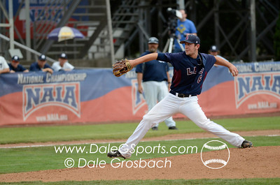 Image #0234   May 28, 2013; Harris Field Complex,Lewiston, ID; Lee (TN) Flames vs. Missouri Baptist Spartans.  Game 14, 57th Annual Avista NAIA Baseball World Series  Mandatory Credit: Dale Grosbach-Dale G Sports