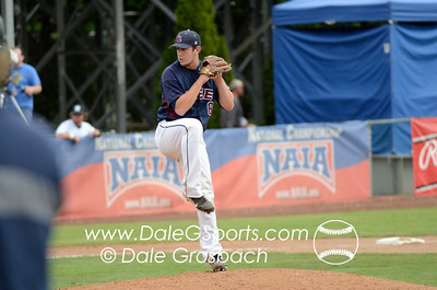 Image #0226   May 28, 2013; Harris Field Complex,Lewiston, ID; Lee (TN) Flames vs. Missouri Baptist Spartans.  Game 14, 57th Annual Avista NAIA Baseball World Series  Mandatory Credit: Dale Grosbach-Dale G Sports