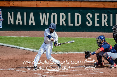 Image #0479   May 27, 2013; Harris Field Complex,Lewiston, ID; Rogers State (OK) DiamondCats vs. Missouri Baptist Spartans.  Game 9, 57th Annual Avista NAIA Baseball World Series  Mandatory Credit: Dale Grosbach-Dale G Sports
