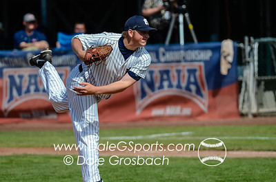 Image #0605   May 27, 2013; Harris Field Complex,Lewiston, ID; Rogers State (OK) DiamondCats vs. Missouri Baptist Spartans.  Game 9, 57th Annual Avista NAIA Baseball World Series  Mandatory Credit: Dale Grosbach-Dale G Sports