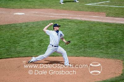 Image #0992   May 27, 2013; Harris Field Complex,Lewiston, ID; Rogers State (OK) DiamondCats vs. Missouri Baptist Spartans.  Game 9, 57th Annual Avista NAIA Baseball World Series  Mandatory Credit: Dale Grosbach-Dale G Sports