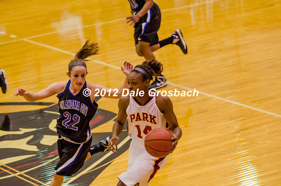 Image: 039_  November 17, 2012; Parkville, MO; Park (MO) Pirates vs. Oklahoma City (Ok) Stars.  Mandatory Credit: Dale Grosbach-Dale G Sports