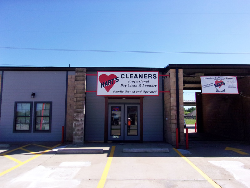 Hart's Cleaners
