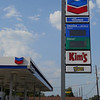Kim's Chevron in Palestine Texas