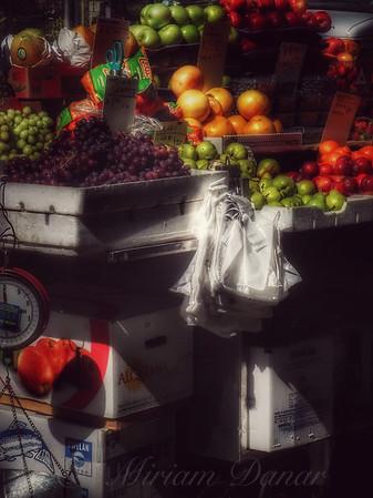 Fruits of Autumn - New York
