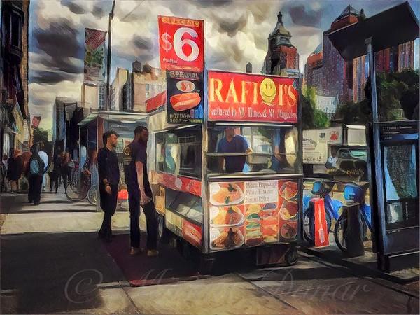 Food Truck - Union Square