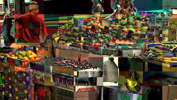 Fresh Produce - Street Vendors of New York City