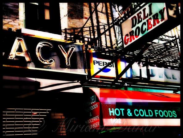 Deli Grocery - Architecture of New York City