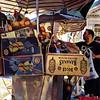 Bounty Under the Umbrella - Market Day in New York