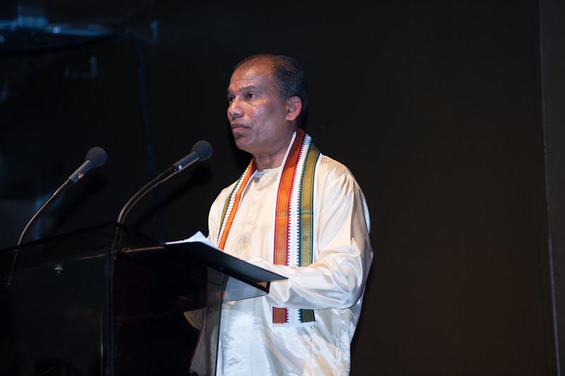 Logan Kanapathi -  Ward Councillor Markham  - Organizer Markham City Pongal