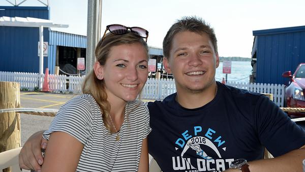 Brad & Sarah