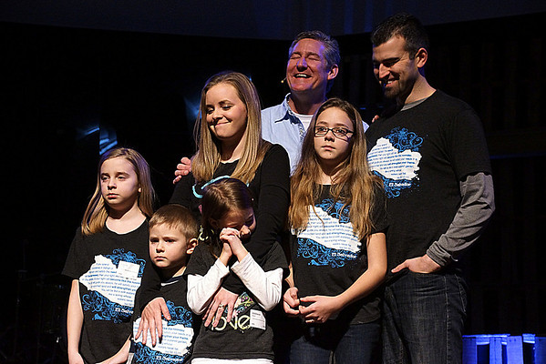 Alex & Mari Marks Family