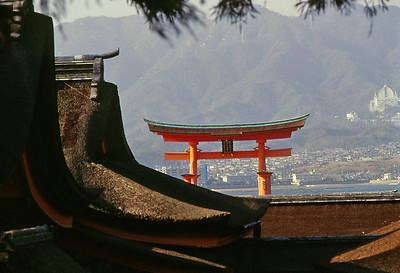 Miajima Japan