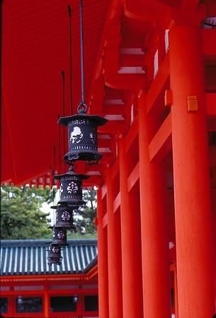 Heian Jingu, Kyoto, Japan