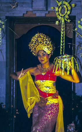 Dance, Bali