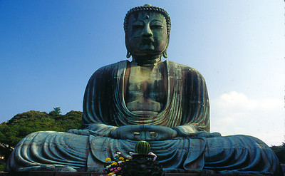 Great Buddha, Kamakura, Japan